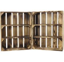 Caisse pour étagère moiré 50x40x15 cm-thumb-9