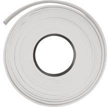 Ruban d''apprêt et isolant 6x3 mm blanc L: 10 m-thumb-0