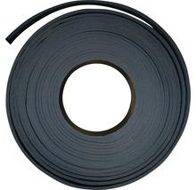 Ruban d'apprêt et isolant 6x3 mm anthracite L: 10 m-thumb-0