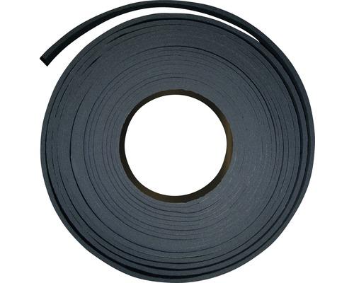 Ruban d'apprêt et isolant 6x3 mm anthracite L: 10 m-0