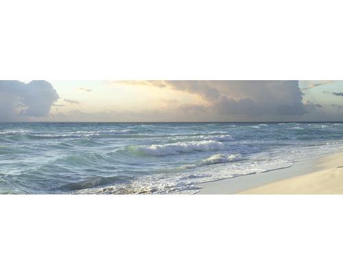 Tableau sur toile Ocean 150x50 cm