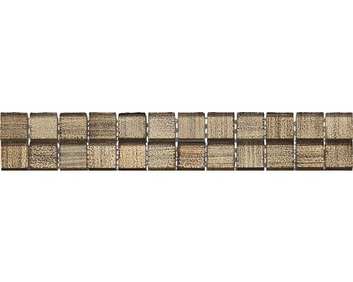 Bordure GL-510003, rouge, 29,8x4,8 cm