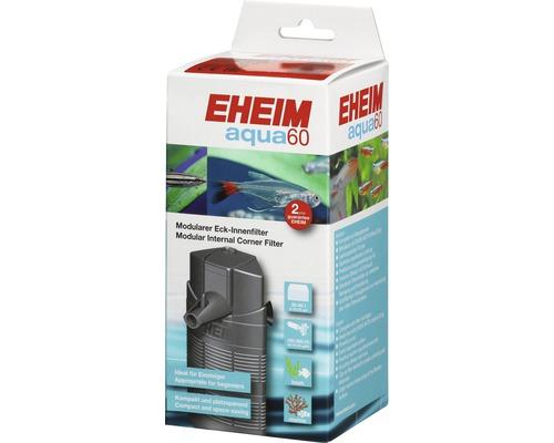 Filtre intérieur d''angle EHEIM aqua60 4,5 W