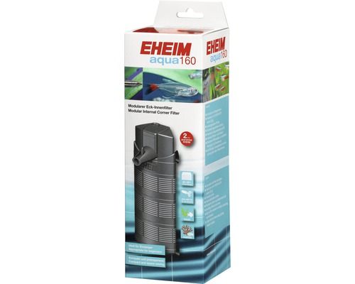 Filtre intérieur d''angle EHEIM aqua160 4,7 W