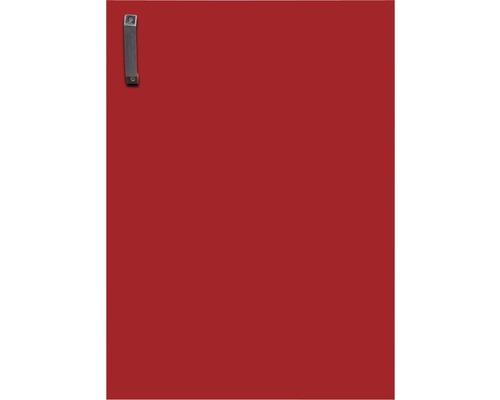 Porte pour poubelle GABIO 120l Voll 65x90 cm rouge rubis