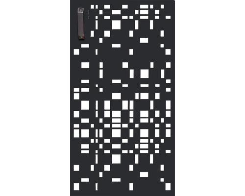 Porte pour poubelle GABIO 240l Geometrie 73x135 cm anthracite