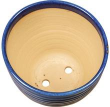 Pot de fleurs Corsica argile Ø38 x h34cm bleu-thumb-1