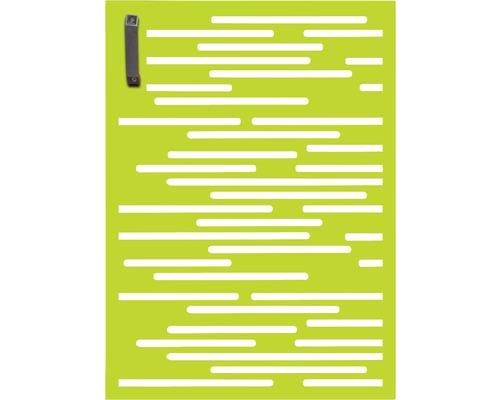 Porte pour poubelle GABIO 120l Vienna 65x90 cm vert tendance