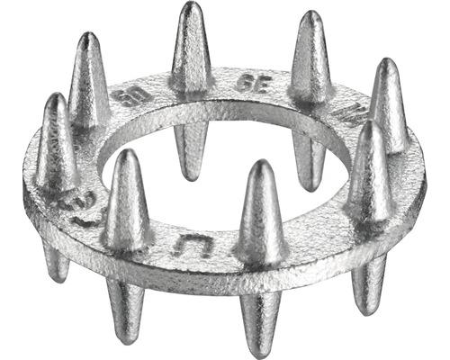 Holzverbinder Einpressdübel zweiseitig DIN 1052 galvanisch verzinkt