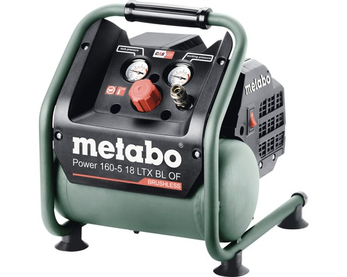Compresseur Metabo Power 160-5 18 LTX BL OF