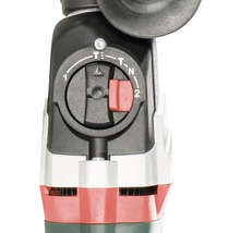 Set de marteau perforateur Metabo UHE 2660-2 Quick avec mandrin interchangeable et set de foret/burin SDS-plus 10pièces-thumb-1