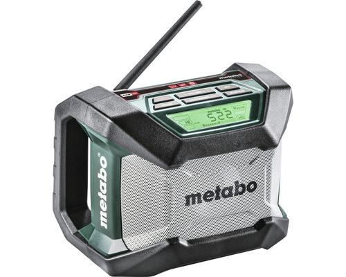 Radios et lampes Metabo