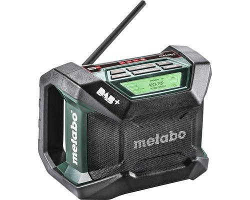 Radio de chantier sans fil Metabo R 12-18 Bluetooth DAB+