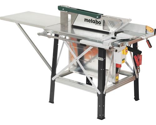 Scie circulaire de chantier Metabo BKH 450 Plus avec lame de scie HM lame de scie Ø 450x30mm