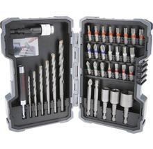 Set de forets à béton et d'embouts Bosch 35 pces-thumb-0