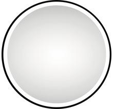 LED Badspiegel DSK Black Circular matt Ø60cm IP 24-thumb-0