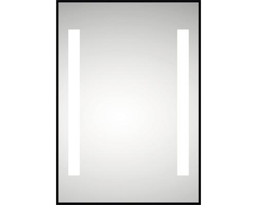LED Badspiegel DSK Black River matt 50x70 cm IP 24