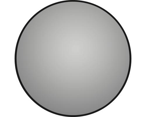 Designspiegel DSK Black Circuit matt Ø60cm