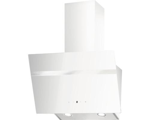 Hotte inclinée PKM S20-60 AWTY blanche