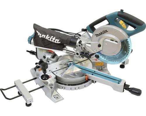 Scie à onglet radiale et à traction Makita LS0815FL 216mm avec lame de scie 216x30mm