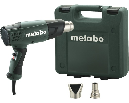 Thermoventilateur Metabo H 16-500 avec buses