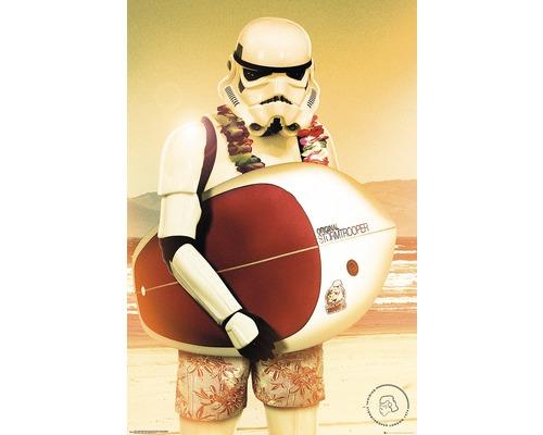 Panneau décoratif Movie Stormtrooper 60x90 cm