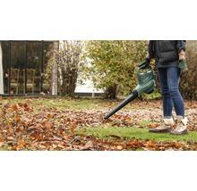 Elektro Laubsauger/Laubbläser BOSCH Universal GardenTidy mit Aluminium Lüfter- / Häckslerrad ProSilence ( bis zu 50% Geräuschärmer )-thumb-6