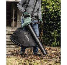 Elektro Laubsauger/Laubbläser BOSCH Universal GardenTidy mit Aluminium Lüfter- / Häckslerrad ProSilence ( bis zu 50% Geräuschärmer )-thumb-7