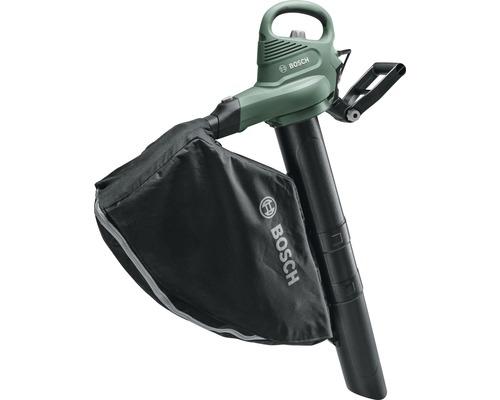 Elektro Laubsauger/Laubbläser BOSCH Universal GardenTidy mit Aluminium Lüfter- / Häckslerrad ProSilence ( bis zu 50% Geräuschärmer )-0