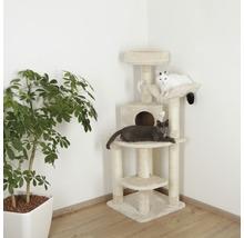 Kratzbaum Zirkonia 50x50x130 cm beige-thumb-5