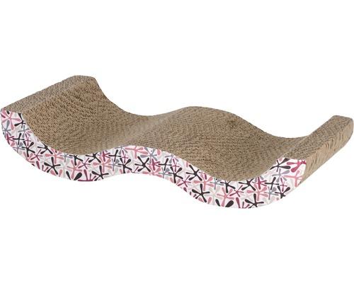 Planche à griffer Browse avec sachet d'herbe à chat séparé 45x18,5x8,5cm