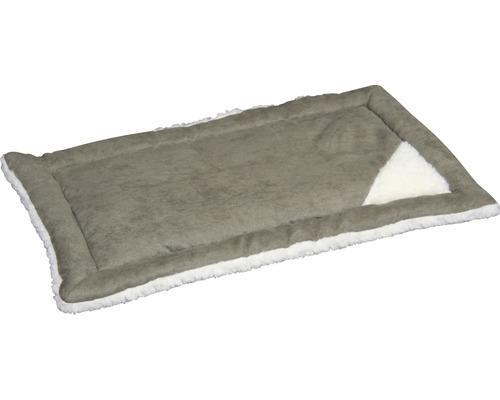 Coussin de couchage KERBL Cleo 58x36cm gris