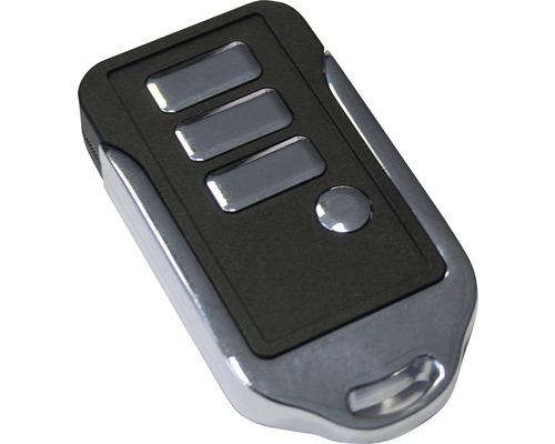 Émetteur portatif GAH Alberts Design 4canaux pour lecteur de portail coulissant électrique fréquence 868MHz
