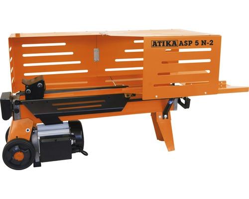 Fendeuse de bois électrique ATIKA ASP 5 N-2, 5tonnes ( selon la dernière norme )
