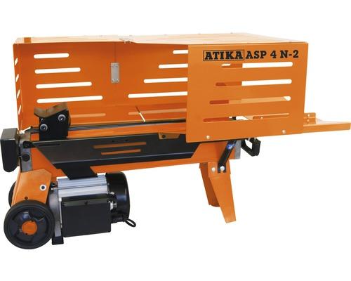 Fendeuse de bois électrique ATIKA ASP 4N-2, 4tonnes ( selon la dernière norme )