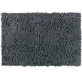 Badematte Chenille 50 x 80 cm mouse grey