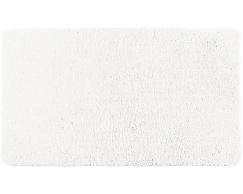 Badematte Belize weiß 55 x 65/3 cm Micropo