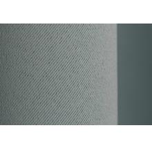 Voilage à passants tissu Midnight vert 140x255 cm-thumb-1