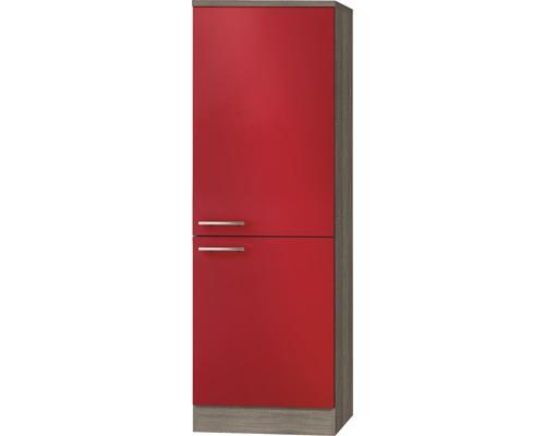Highboard Optifit Imola largeur 60 cm rouge-0