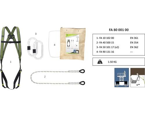 Kit de sécurité antichute Kratos FA8000100