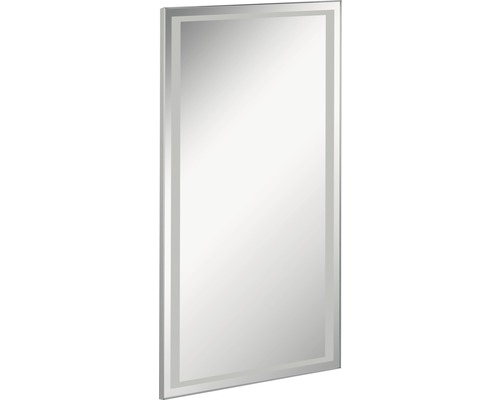 LED Badspiegel FACKELMANN Framelight LED 40,5x70,5 cm
