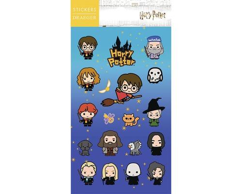 Mini stickers Harry Potter 10pces