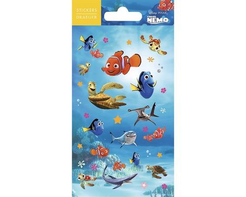 Mini-autocollants Le monde de Nemo