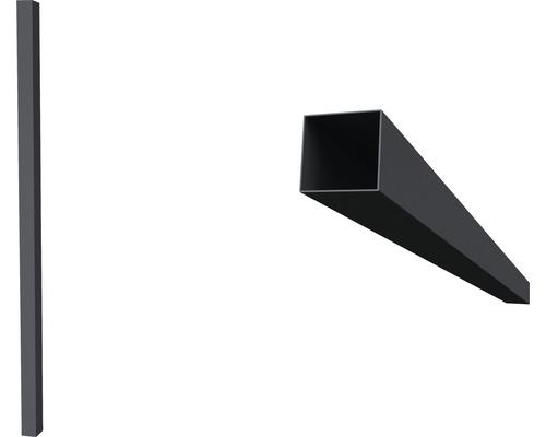 Poteau 9x9x275 cm anthracite-0