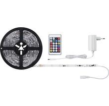 Kit de bande SimpLED Motion RGB prêt à l''emploi 5,0 m 10W 325 lm changement de couleur RGB + télécommande 150 LED revêtu 12V-thumb-3