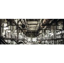 Tableau en verre Industrial 50x125 cm-thumb-0