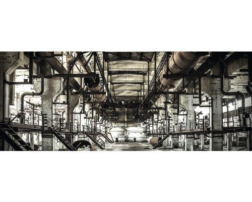 Tableau en verre Industrial 50x125 cm-0