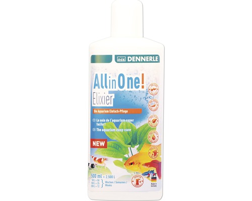 Entretien facile DENNERLE All in One! Élixier 500ml