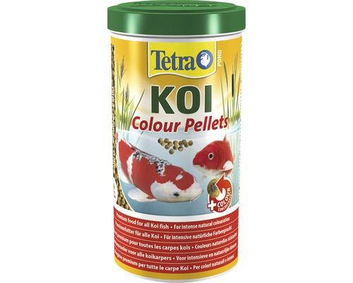 Tetra Pond Koï Colour Pellets 1l