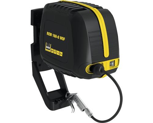 Enrouleur de tuyau pour compresseur Schneider ReelMaster REM 160-8 WOF - 8Bar
